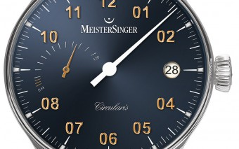 MeisterSinger Circularis Power Reserve CCP317G