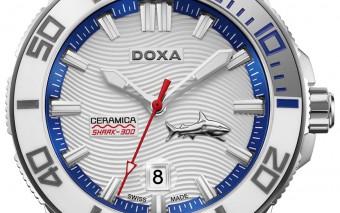 Doxa Shark D200SWH _uitgelicht