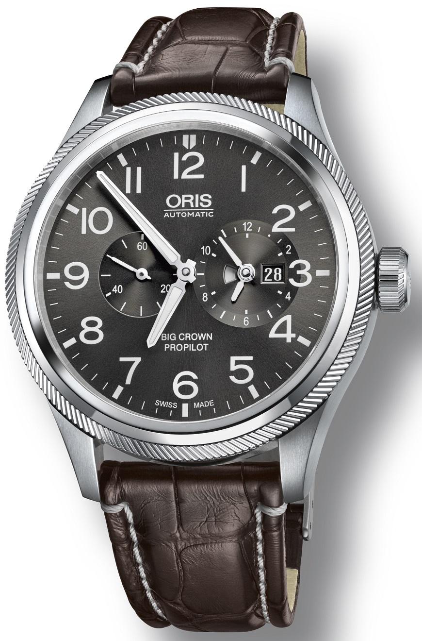 Oris presenteert next generation Woldtimer pilotenhorloges