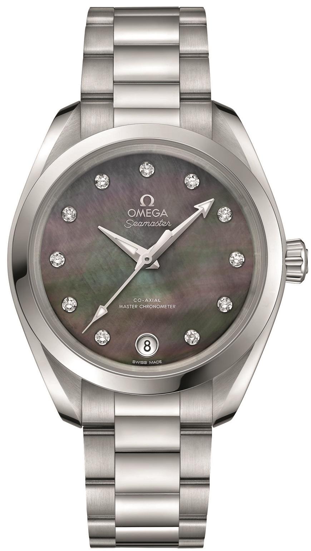 Omega Aqua Terra dameshorloge 220.10.34.20.57.001