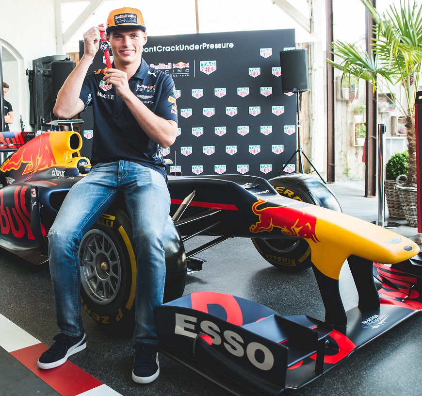 TAGHeuer_Max Verstappen and his new Special Edition (5)