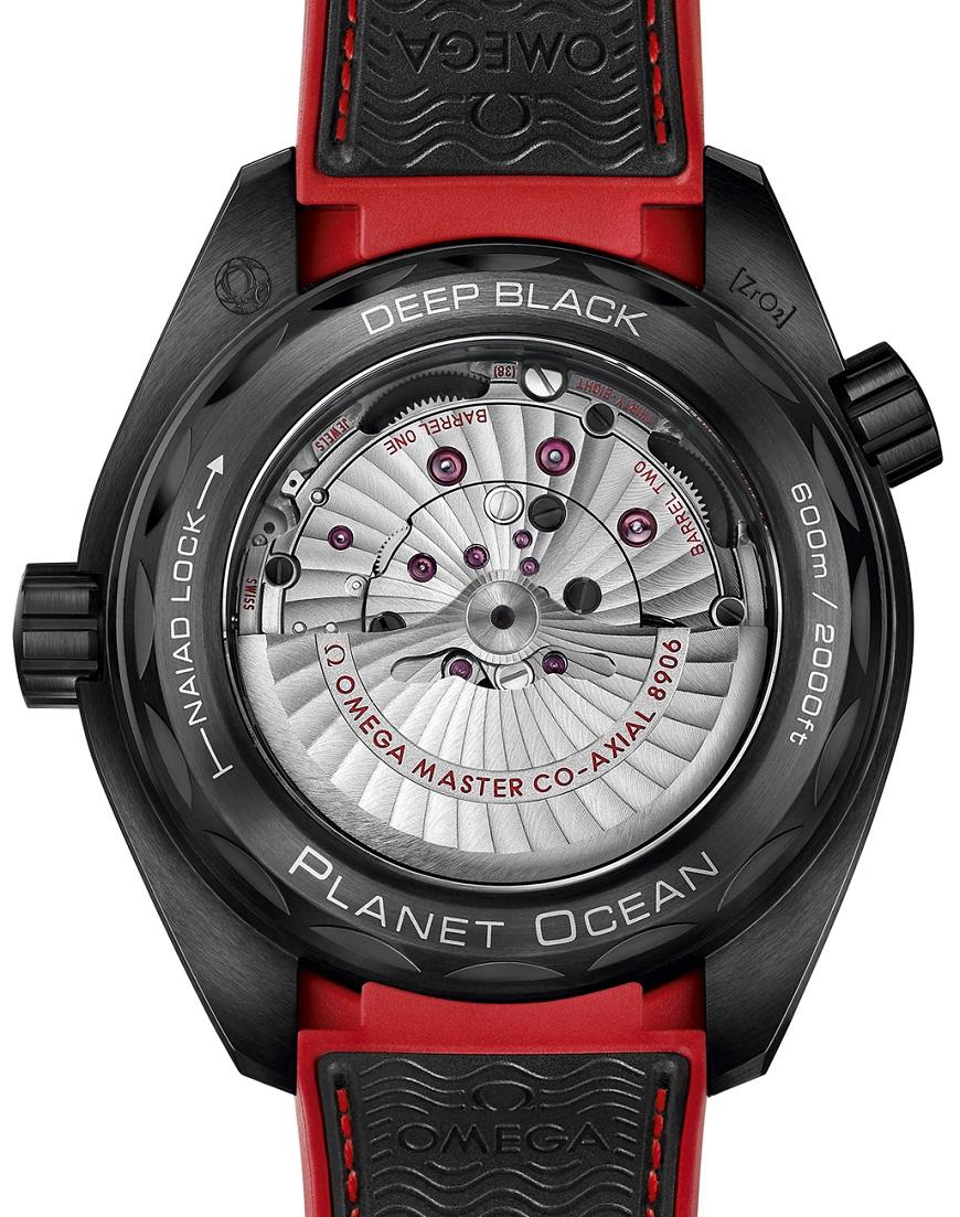 Omega Seamaster Planet Ocean 600M Deep Black 215.92.46.22.01.003