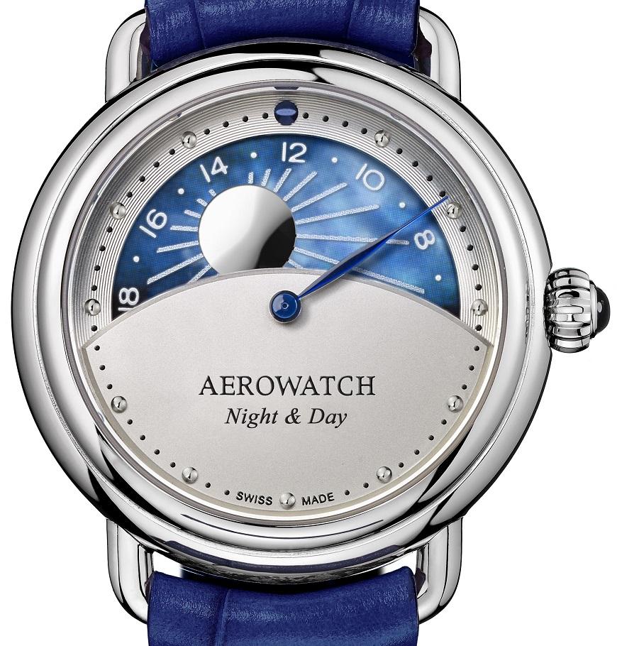Aerowatch 1942 Night & Day 44960-AA10