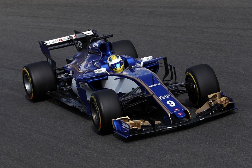 Marcus Ericsson (SWE), Sauber F1 Team. Autodromo di Monza.