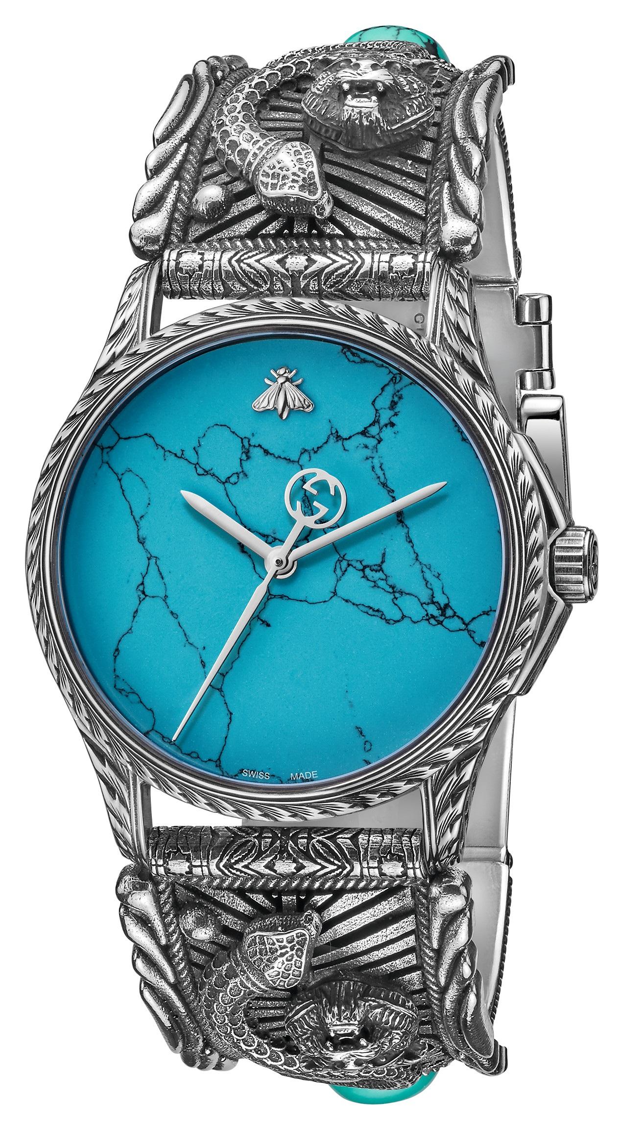 Gucci Le Marché des Merveilles blauw