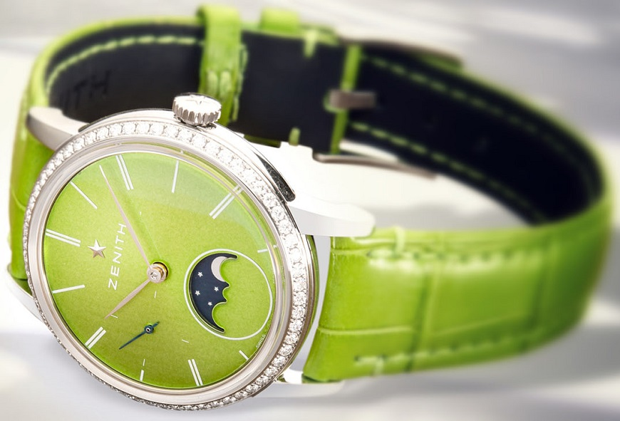 ZENITH-Elite-Lady-Moonphase_groen