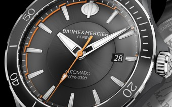 Baume et Mercier Clifton special edition