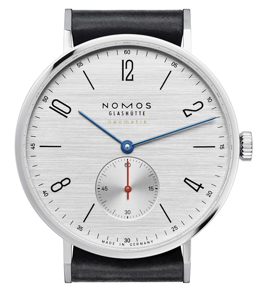 14_NOMOS_Tangente_neomatik_39_silvercut_short_strap