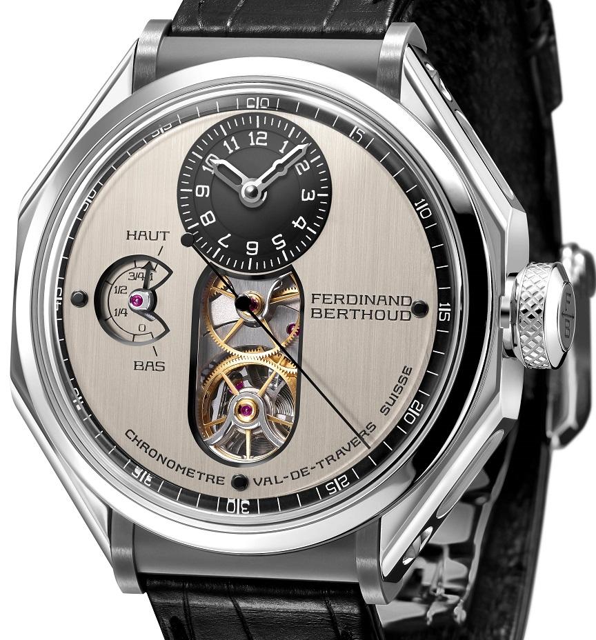 Chronomètre FERDINAND BERTHOUD FB 1.3 - 1 - White_1