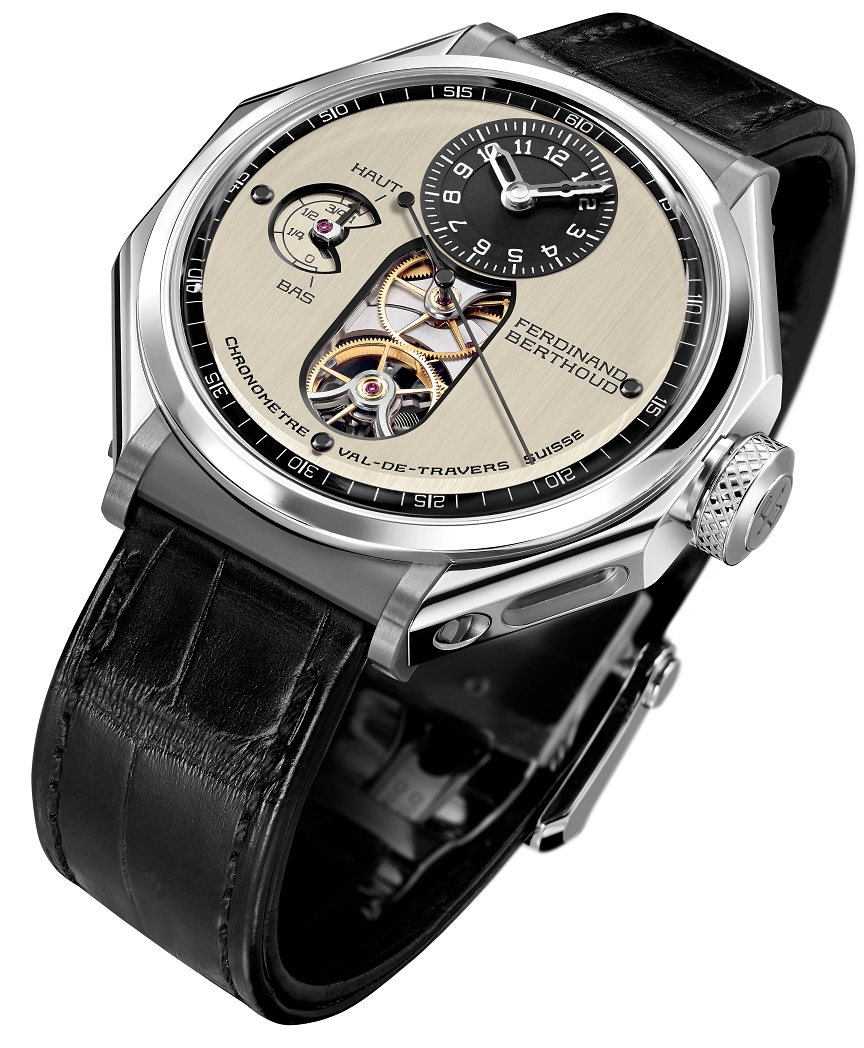 Chronomètre FERDINAND BERTHOUD FB 1.3 - 2 - White_1
