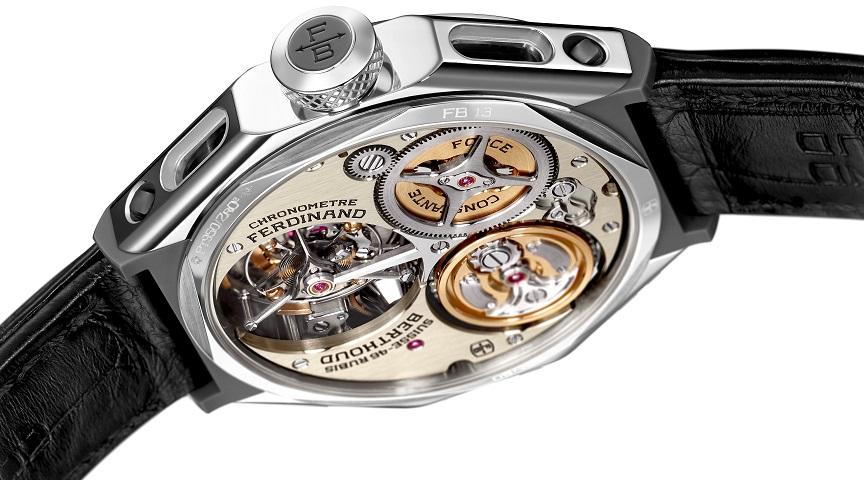 Chronomètre FERDINAND BERTHOUD FB 1.3 - 4 - White_1