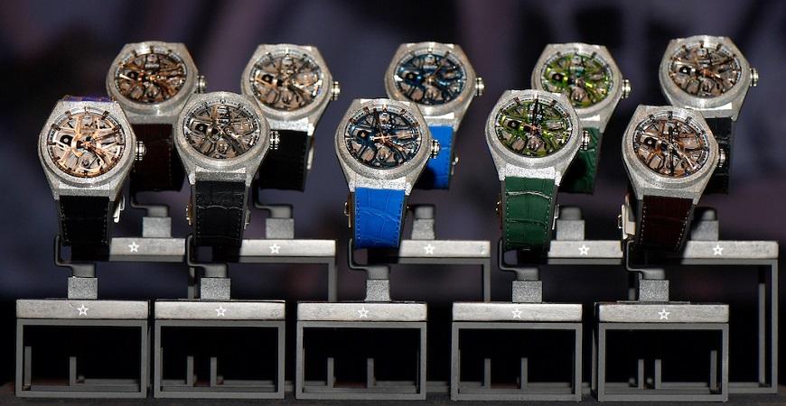 ZENITH Watches DEFY LAB Launch