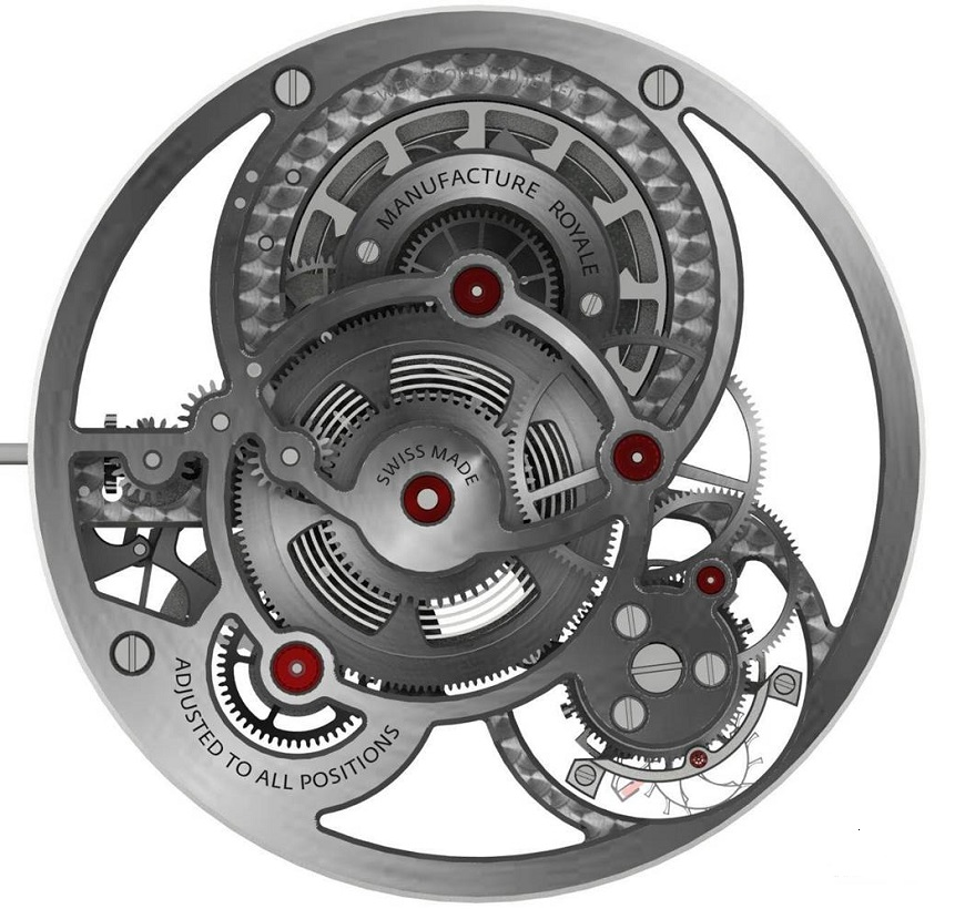 uurwerk Manufacture Royale