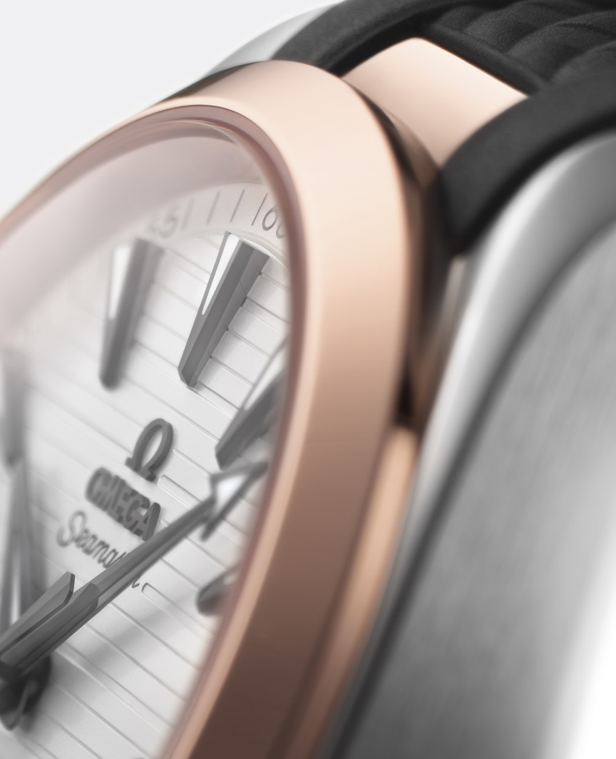 Omega presenteert nieuwste Seamaster Aqua Terra horloges