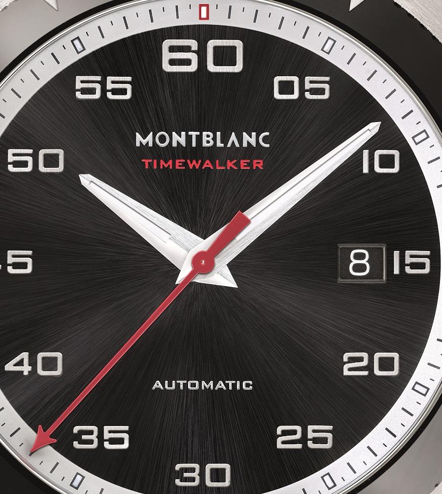 Montblanc TimeWalker Automatic Date_detail