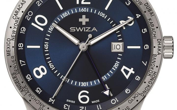 Swiza Magnus GMT