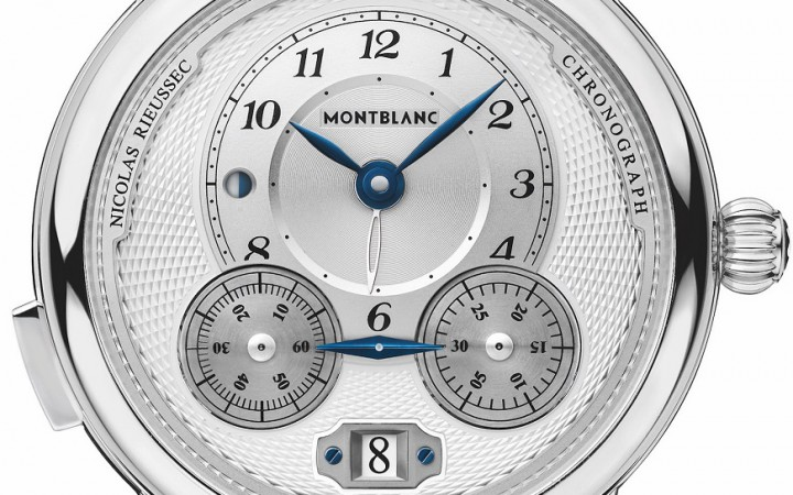 Montblanc Star Legacy Nicolas Rieussec chronograaf (118537)