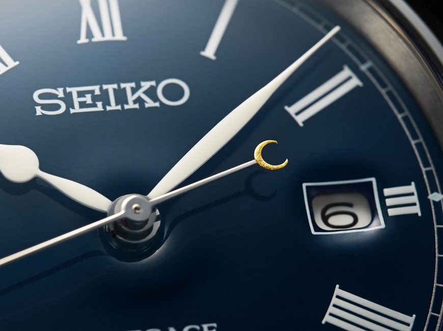 Seiko-Presage-Blue-Enamel-Limited-Edition-SPB069-detail
