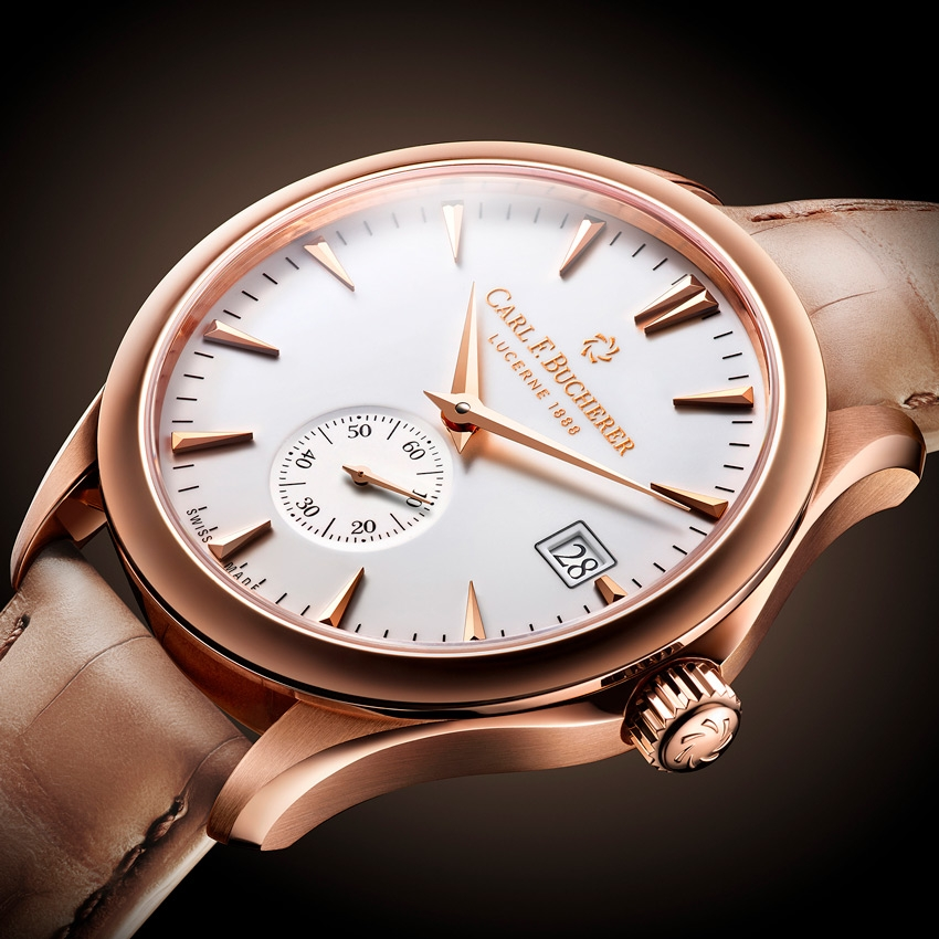 Carl F. Bucherer Manero Peripheral 43 mm