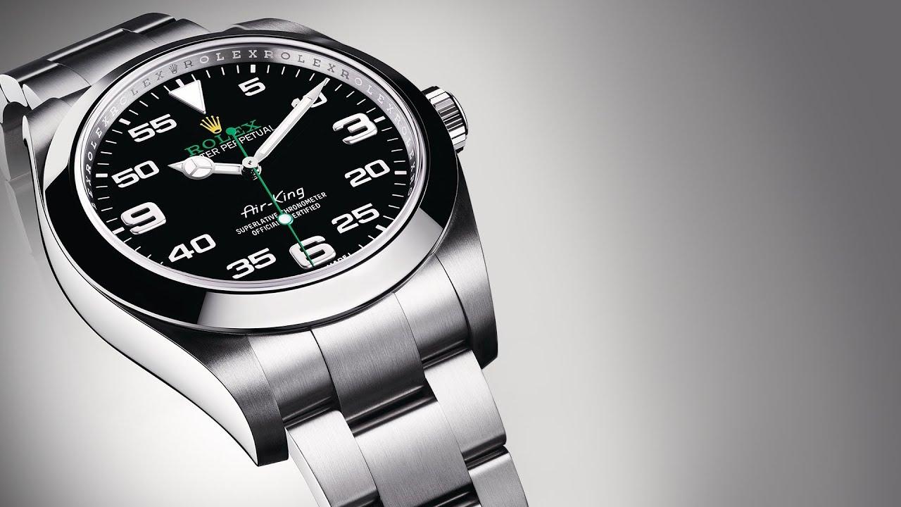 De Rolex Air-King werd in 2017 gepresenteerd en met open armen omtvangen door juweliers en consumenten
