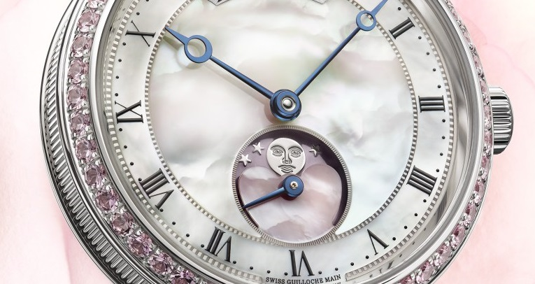 Limited edition Breguet Classique Moonphase