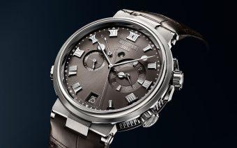 Breguet Marine 5547 in titanium