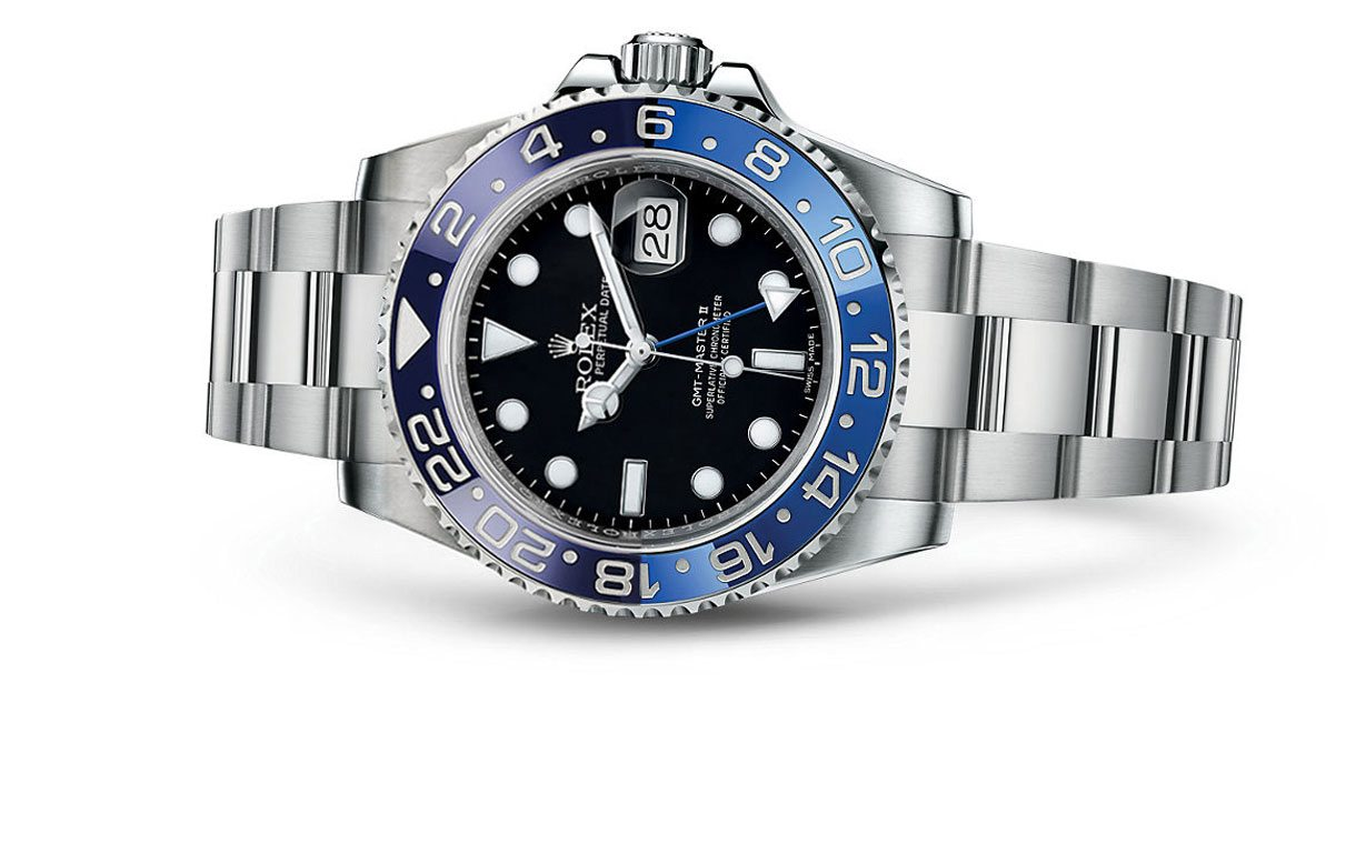 GMT Master 'Blue Jeans'