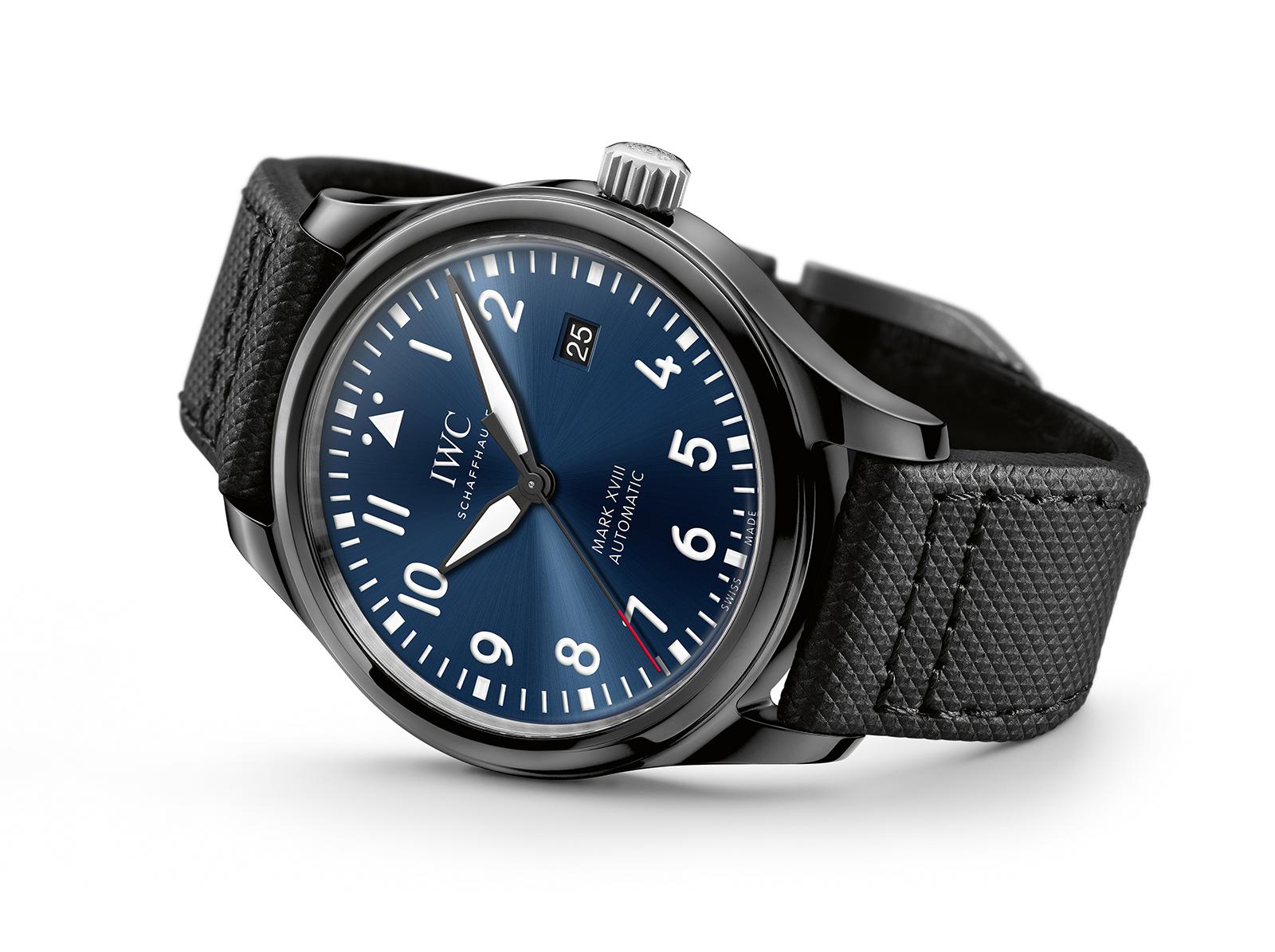 "IWC Pilot's Watch Mark XVII Edition ""Laureus Sport for Good"""
