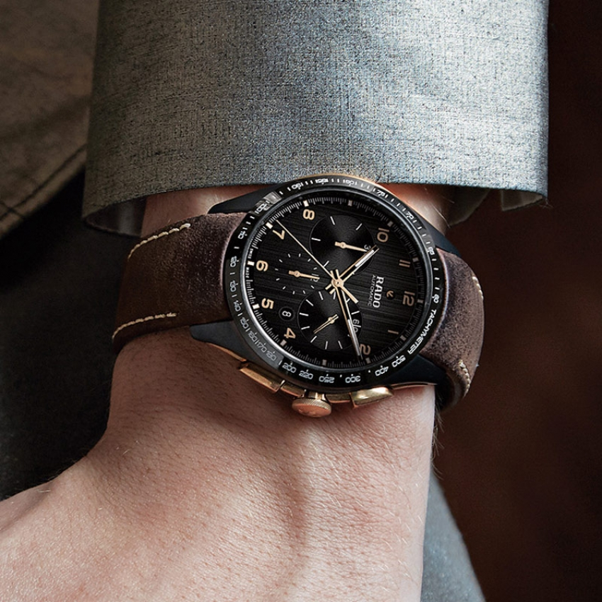 De Rado HyperChrome Automatic Chronograph Limited Edition in 'het wild'