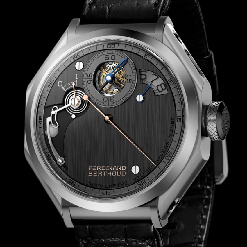 Chronométrie Ferdinand Berthoud Chronomètre FB-1R.6-1