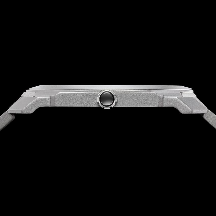 De 5,15 mm 'hoge' Octo Finissimo Automatic Sandblasted