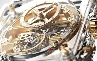 Bell & Ross BR-X1 Chronograph Sapphire Tourbillon