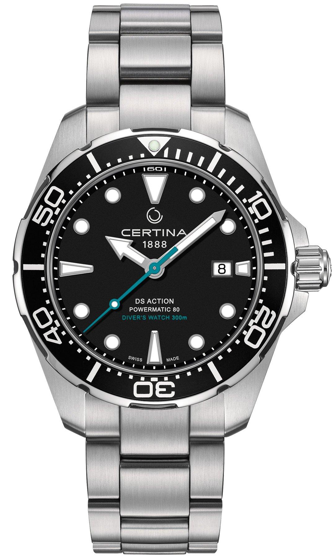 De Certina DS Action Diver Sea Turtle Conservancy dient een goed doel; het behoudt van zeeschildpadden