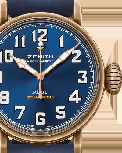 Zenith Pilot Type 20 Extra Special 40 mm Bronze