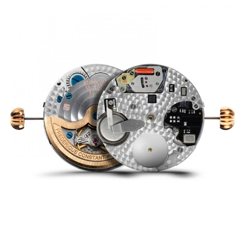 Zo ziet een hybride uurwerk eruit