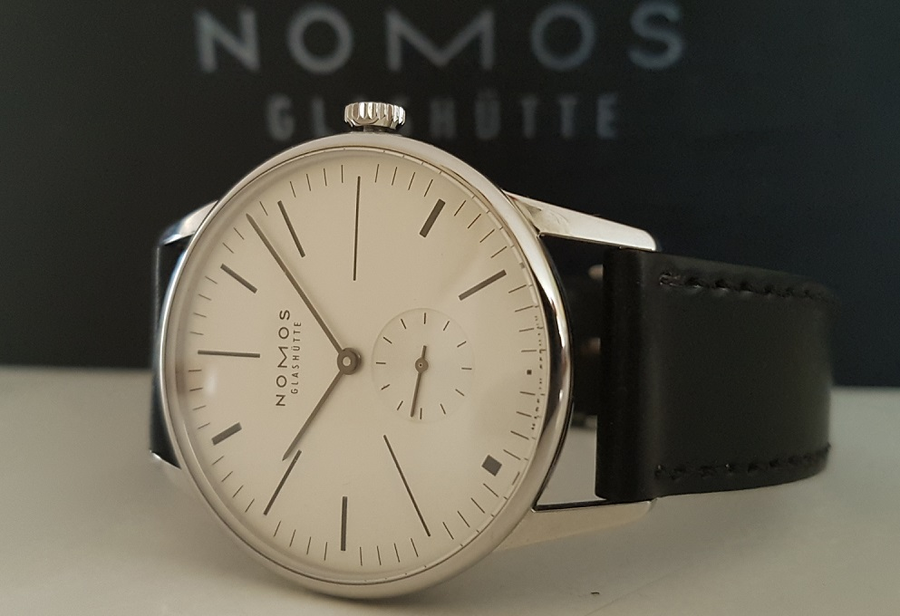 Ace x Nomos Limited Edition Orion 100 Years De Stijl