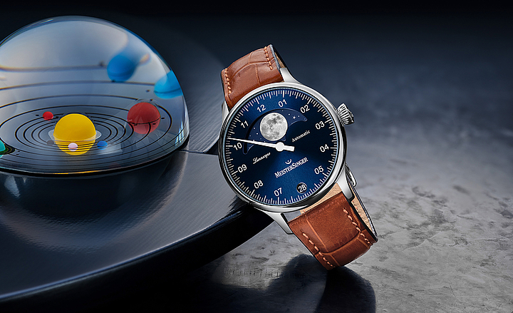 Fly me to the moon MeisterSinger Lunascope