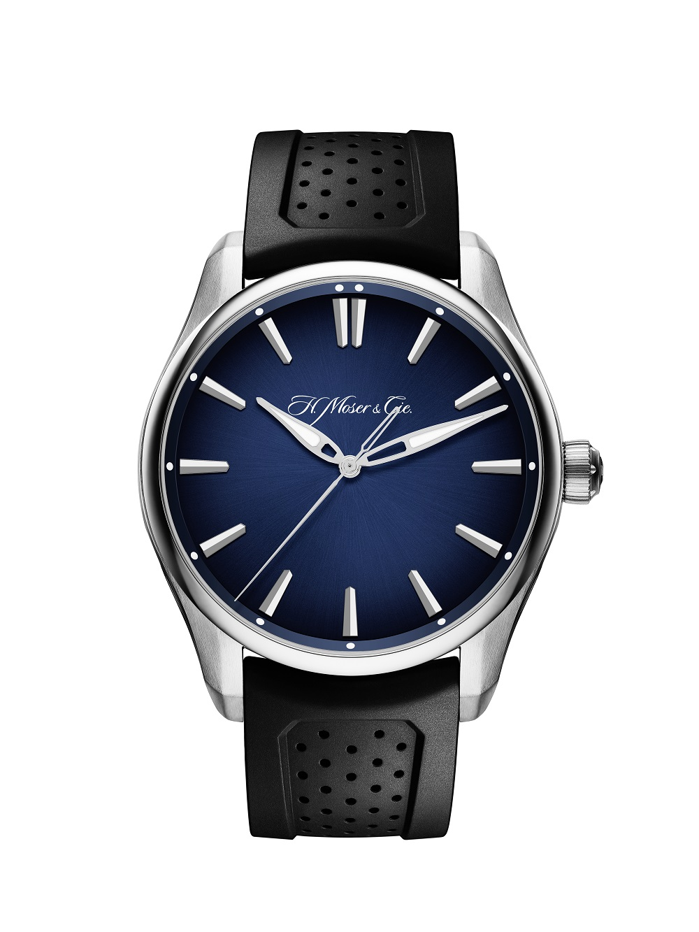 Pioneer Centre Seconds Automatic blauw