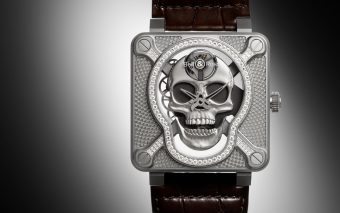 BR-01 Laughing Skull cover