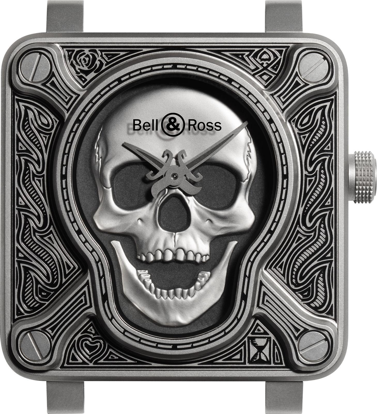 De BR 01 Burning Skull uit 2016