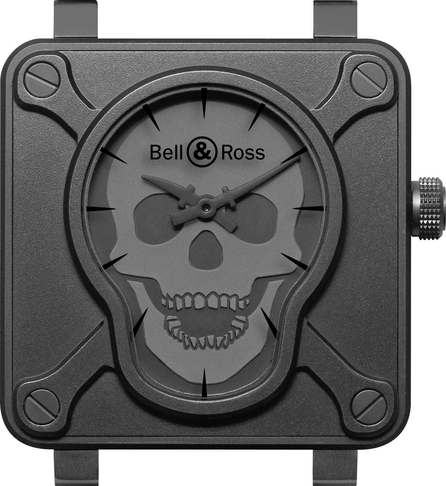 De BR 01 Skull uit 2009