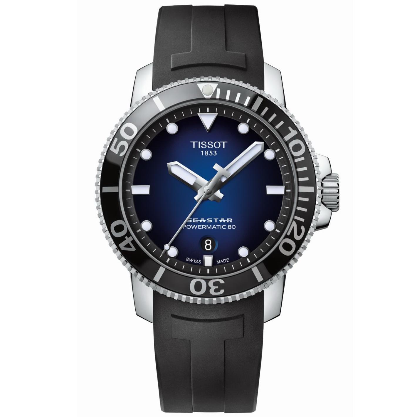 TIssot Seastar 1000 Powermatic 80 Diver
