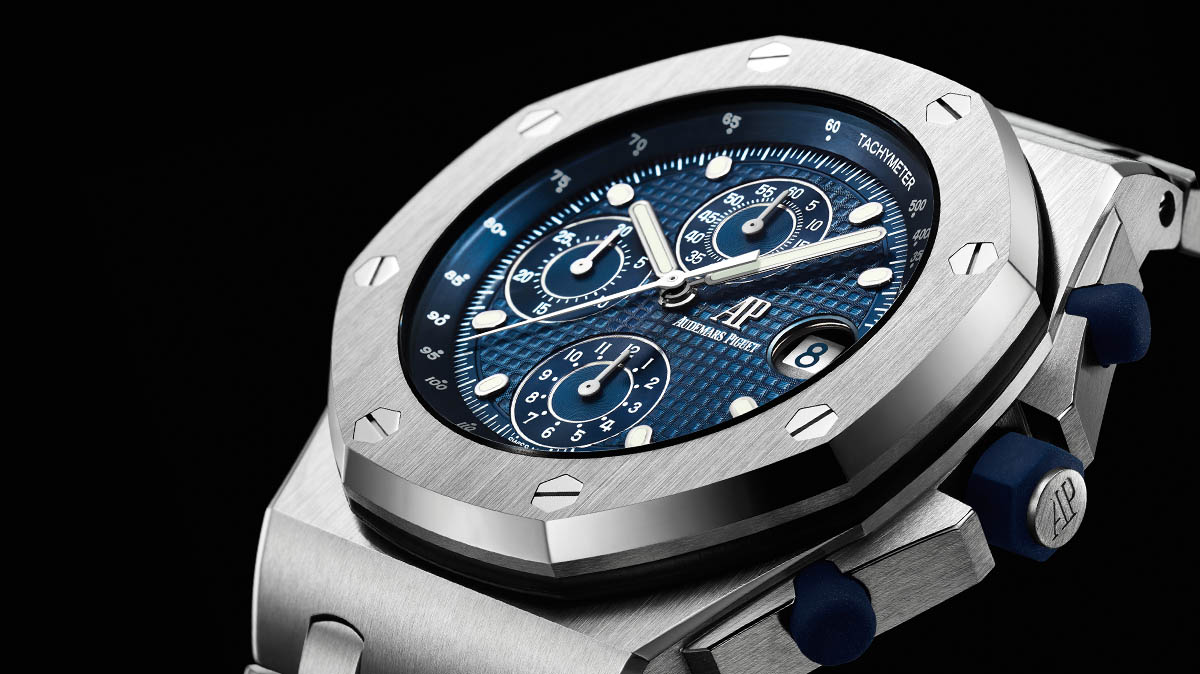 Audemars Piguet Royal oak Offshore 25th anniversary edition