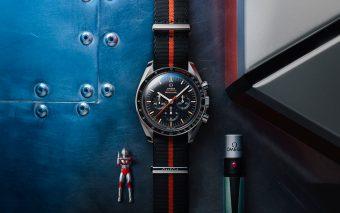 "Omega Speedmaster Limited Edition ""Ultraman"""