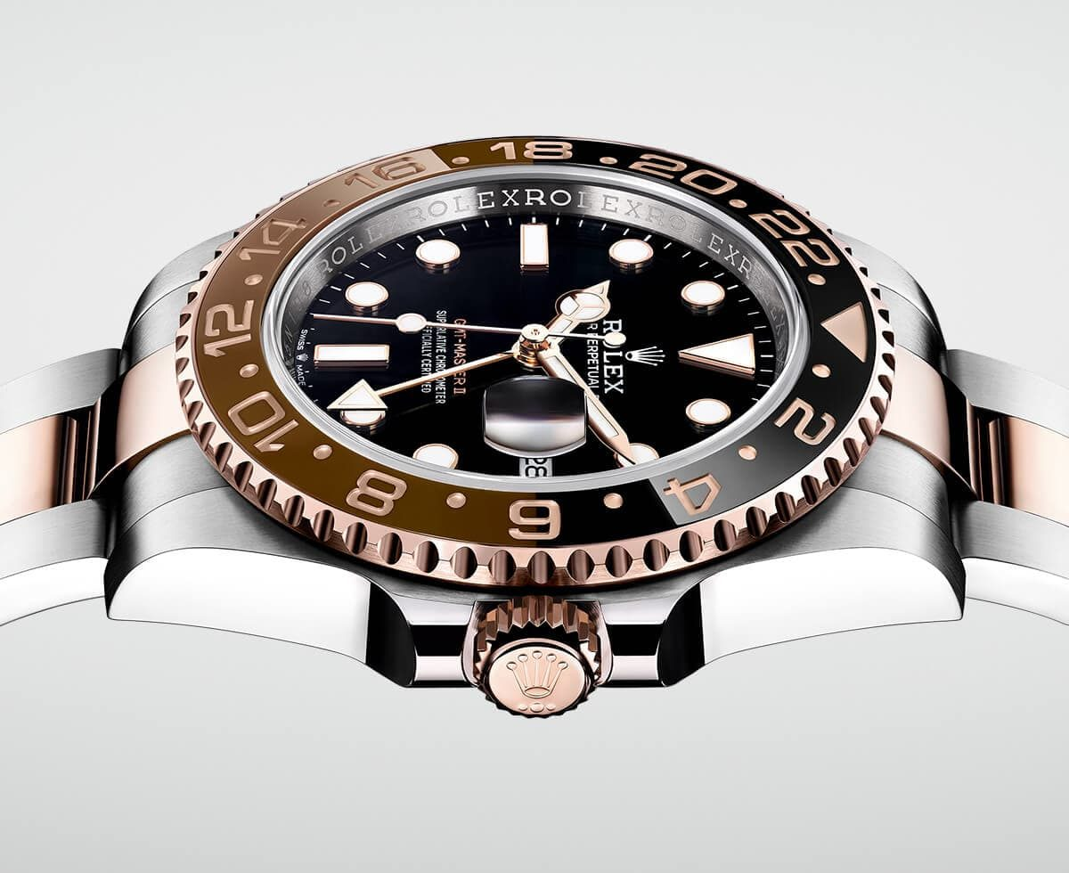Rolex GMT Master II 'Root Beer'