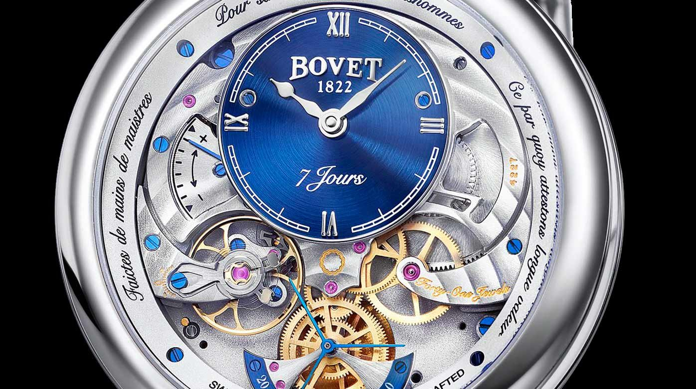 Monsieur Bovet cover