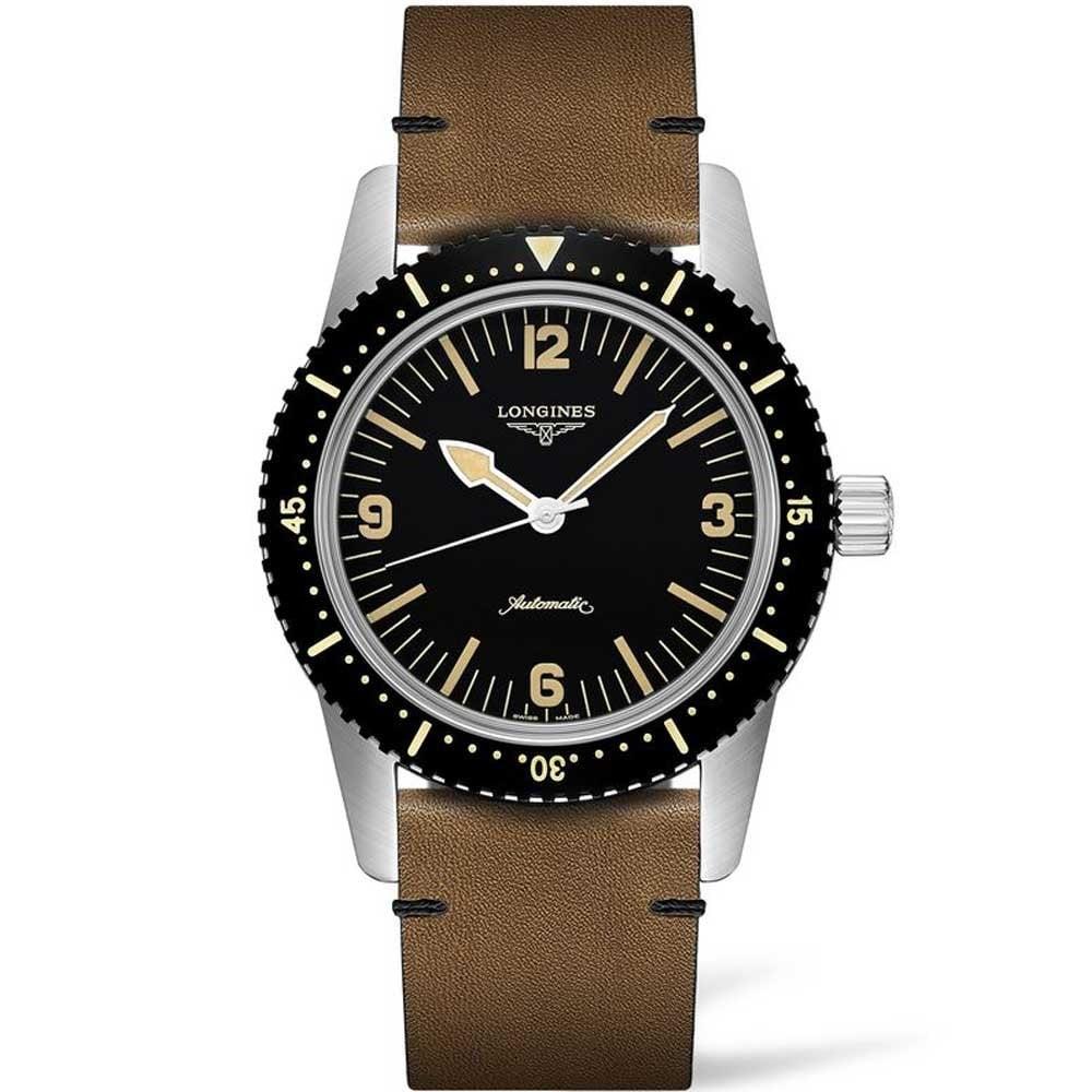 42 mm Longines Heritage Skin Diver