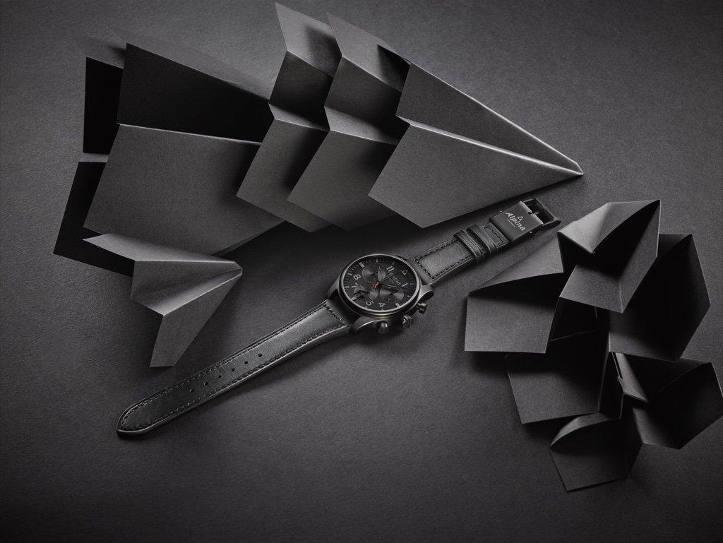 Drie nieuwe Alpina-horloges die uit de schaduw stappen