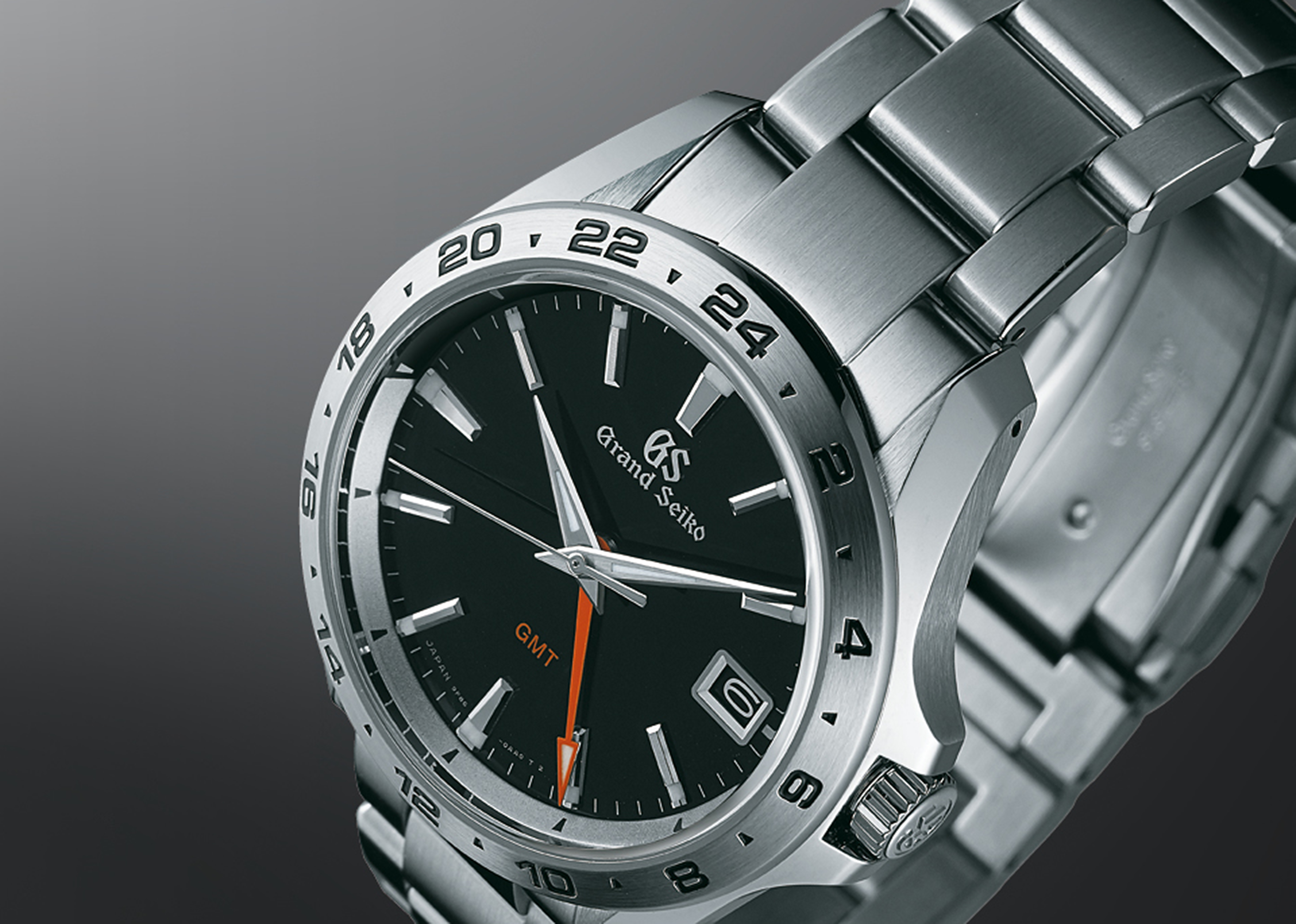 Grand Seiko 9F86 GMT SBGN003