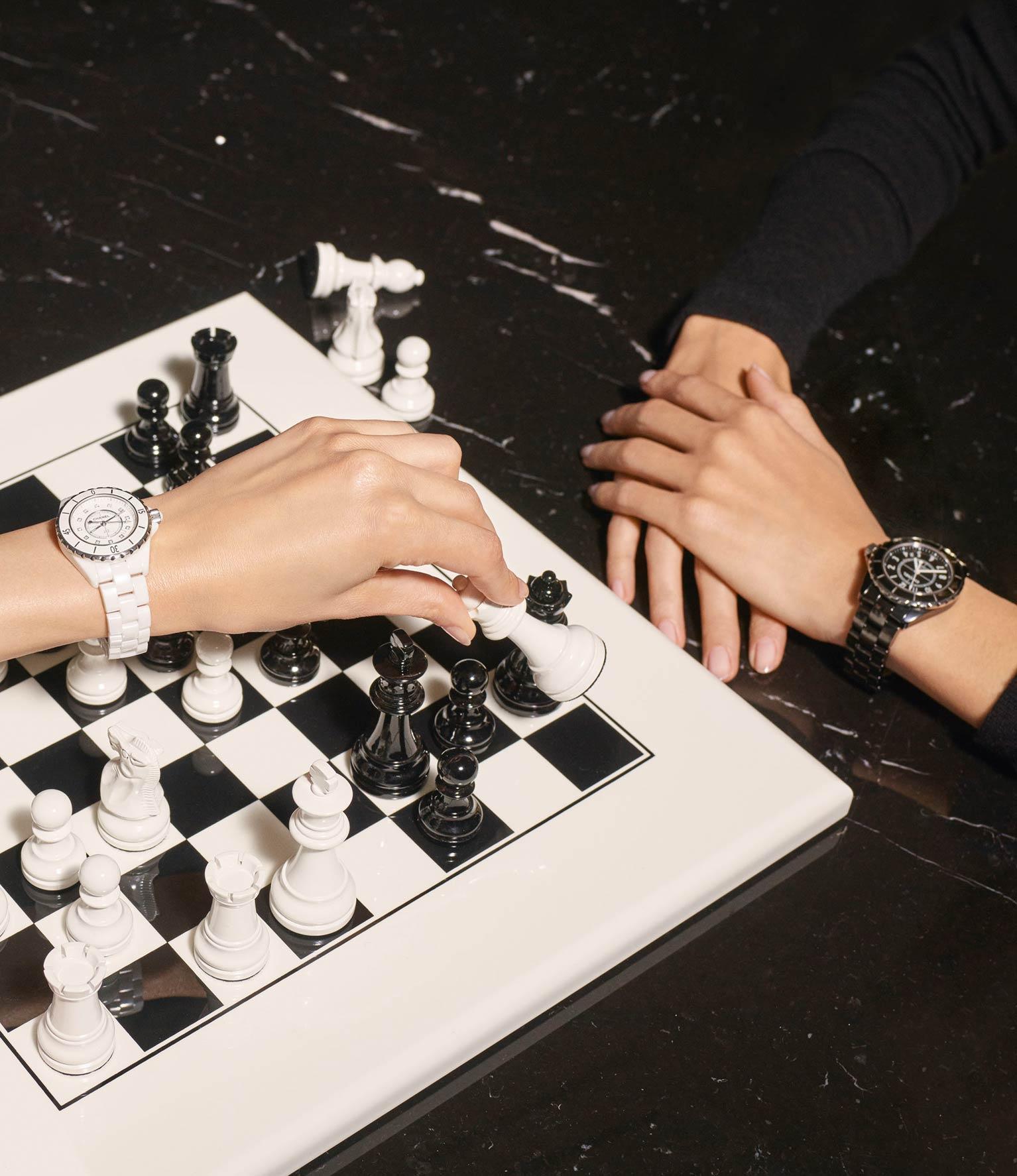 Chanel en Tudor nemen aandeel in uurwerkmaker